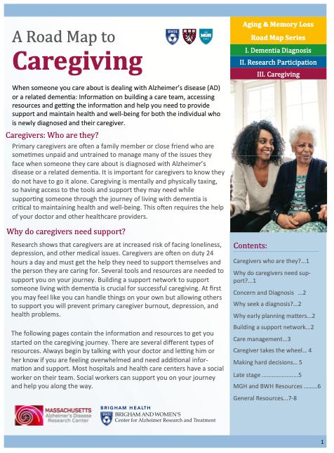 Caregiving Guide picture